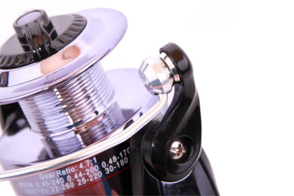 Ultimate Carp FS 6000 Vrijloopmolen