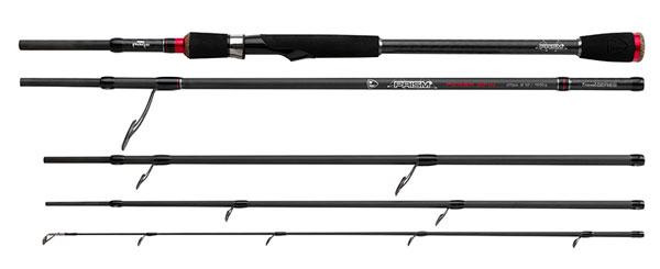 Fox Rage Prism Travel Spin Rod (keuze uit 3 opties) - Power Spin 270cm 15-50g