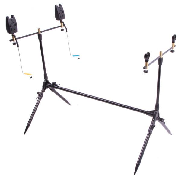 Complete Karper Set met inclusief hengels, vrijloopmolens, rodpod en veel meer!