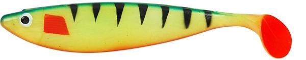 Spro Wob Shad (keuze uit 11 opties) - Yellow Perch