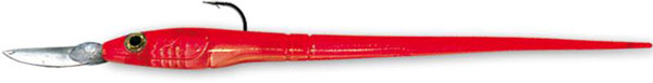 Delalande Picol'Eau 18cm 28g (keuze uit 9 opties) - Translucent Red no.85