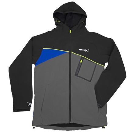 Matrix Soft Shell Jacket (Keuze uit 3 maten)