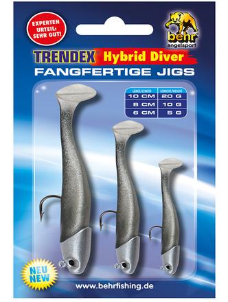 Behr Trendex Hybrid Diver Set (keuze uit 5 verschillende kleuren)