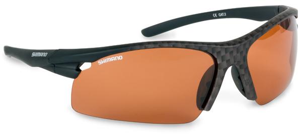 Polariserende Shimano zonnebril inclusief case (keuze uit 8 opties) - Fireblood