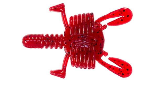 Reins Small Crab, 12 stuks (keuze uit 3 kleuren) - #312 - Fish Bled