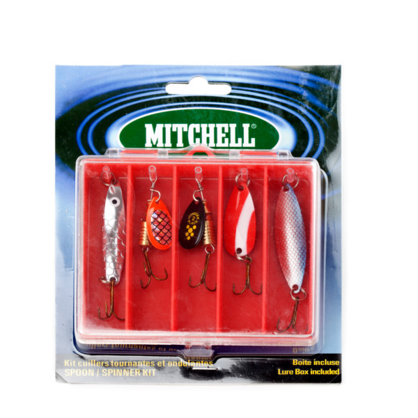 Mitchell Lures Kit