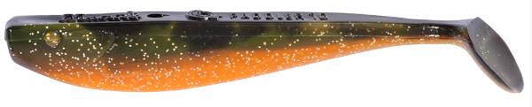 Quantum Q-Paddler 10cm, 4 stuks (Keuze uit 13 opties) - Orange Craw