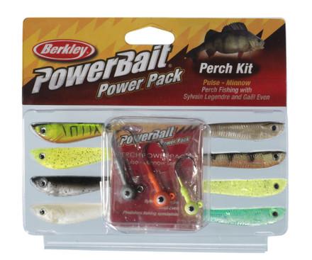 Berkley Perch Pulse / Minnow Pro Pack (11-delig)