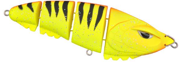 Spro Screamin' Quatro Devil 15cm (Keuze uit 11 opties) - Tiger Flash