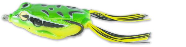Castaic Frog, weedless topwater voor in de planten! (keuze uit 6 opties) - Green Frog