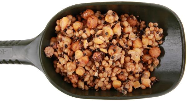 Pre-Cooked Particles, 3 liter (keuze uit 9 opties) - Spodmix