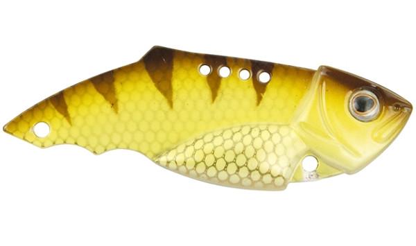 Spro Teppan Vib 21 en 28 gram (keuze uit 20 opties) - Yellow Perch