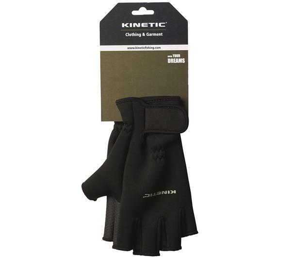 Kinetic Neoprene Glove Half Finger (keuze uit 3 opties)