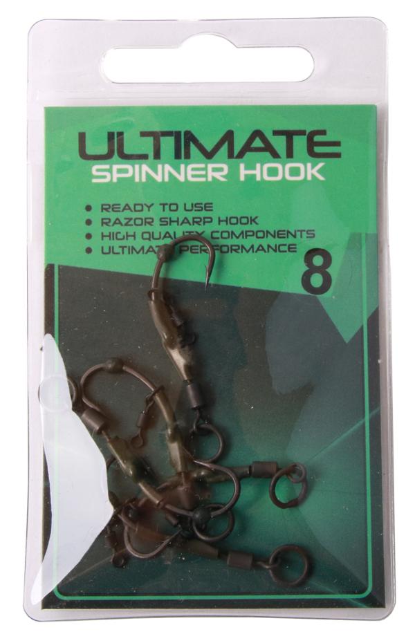 Ultimate Ready Ronnie Hooks, 5 stuks (keuze uit 3 opties)