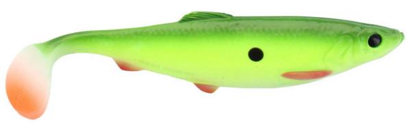 Savage Gear LB Herring Shad (keuze uit 8 opties) - Fluo Yellow Green