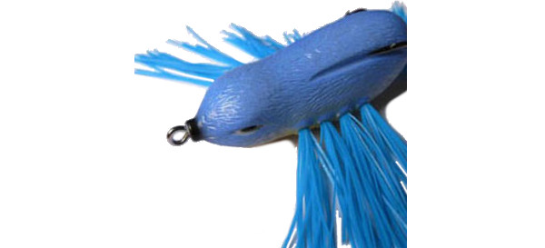 Flip The Bird Topwater 7cm (keuze uit 6 opties) - Blue