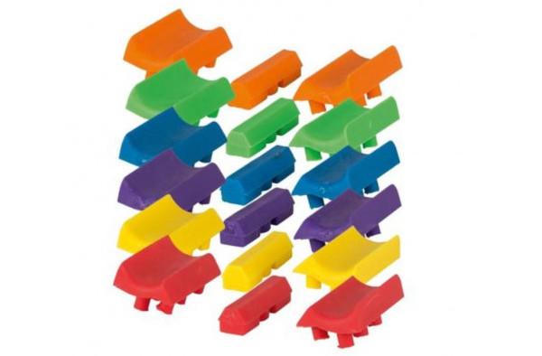 JRC X-Lite Rod-Bloxx 3 Set incl. Colour Inlays (keuze uit 2 opties)