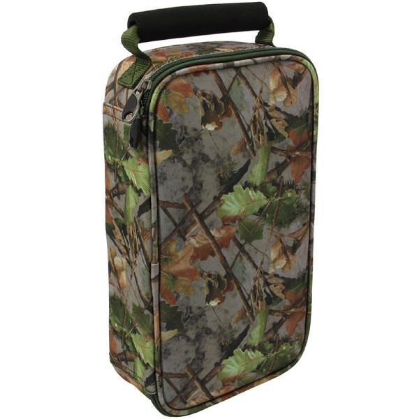 NGT Glug Bag Camouflage inclusief 6 Glug Pots