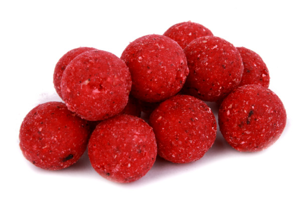10kg Verse Ready Made Boilies in 8 smaken - Strawberry