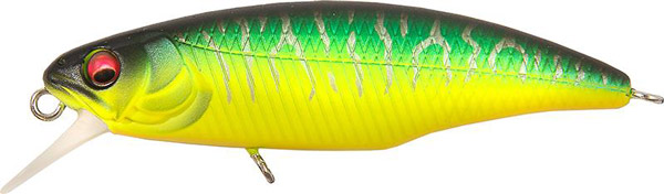 Megabass Great Hunting Worldspec 52S & 52F (keuze uit 14 opties) - Mat Tiger