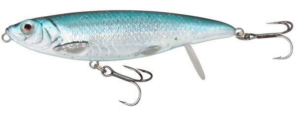 Savage Gear 3D Backlip Herring 10cm (keuze uit 6 opties) - Blue Silver