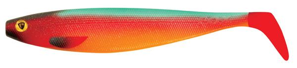 Fox Rage Pro Shad Firetails II 23cm (keuze uit 4 opties) - Parrot