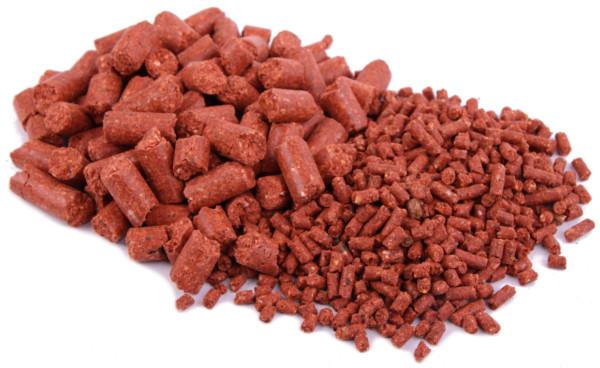 Bulkverpakking 20kg Baby Corn Mais Pellets in 3 of 8mm (keuze uit 6 smaken) - Robinred