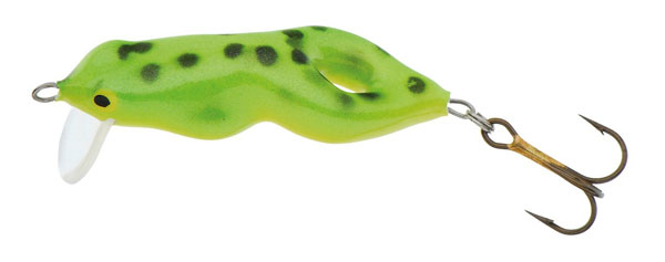 Iron Claw Frog 4cm (keuze uit 3 opties) - C53