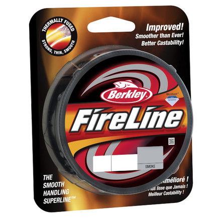 Berkley Fireline Smoke 270m 0.12mm