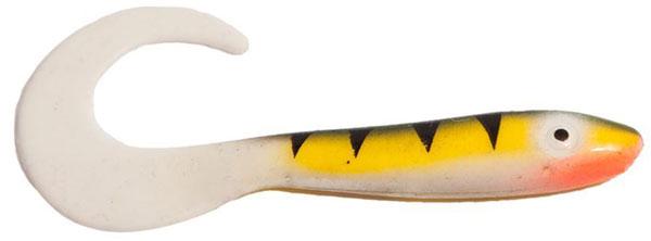 Svartzonker McRubber Tail 11cm, 10 stuks! (keuze uit 5 opties) - Proper Perch