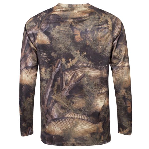Fishouflage Longsleeve (beschikbaar in maat M t/m XXXXL)
