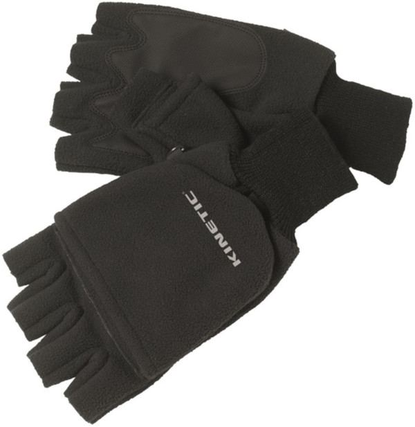 Kinetic Fleece Foldover Glove met 'Wind Stop' (keuze uit 3 opties)