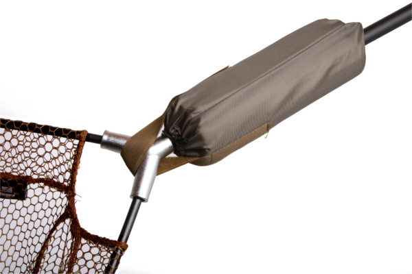 Ultimate Carp Landing Net inclusief Netfloat