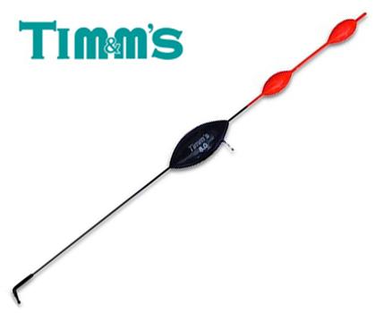 Timm's Fokko snoekbaarsdobber (keuze uit 5 of 8 gram)