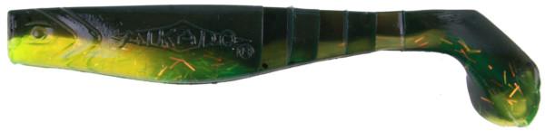 Mikado Fishunter 10.5cm, met toegevoegde geurstof (keuze uit 13 opties) - Green Glitter