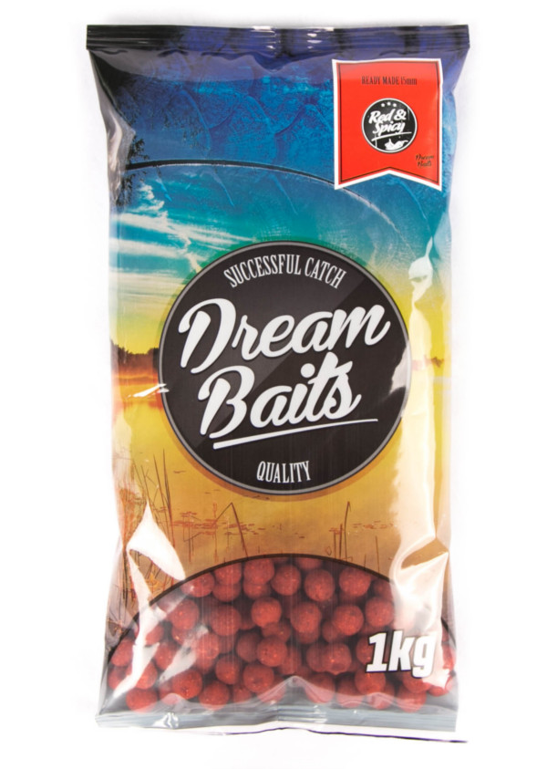 Dreambaits Red&Spicy Readymades (keuze uit 3 opties)
