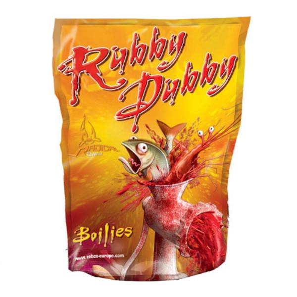 1kg Radical Rubby Dubby Boilies (Keuze uit 2 opties)