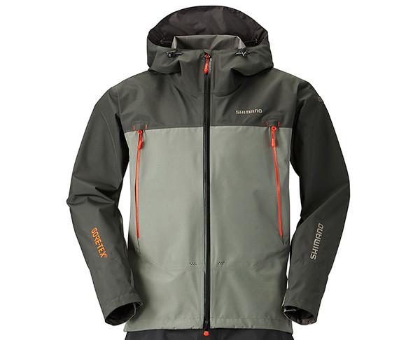 Shimano Gore-Tex Basic Jacket Zwart (beschikbaar in maat L t/m XXXL)