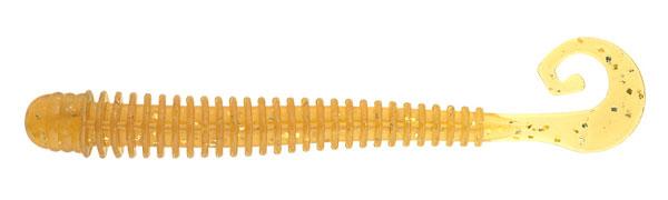 "Reins G-Tail Saturn 3,5"", 10 stuks (keuze uit 6 kleuren) - #430 - Motor Oil Gold Flakes"