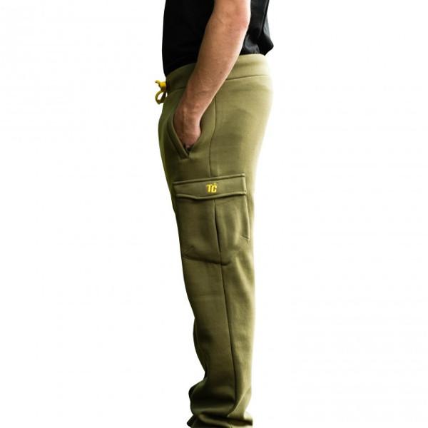 Tactic Carp Jogger Green (beschikbaar in maat S t/m XXXL)