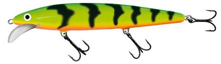 Salmo Whacky 9cm, Green Tiger!