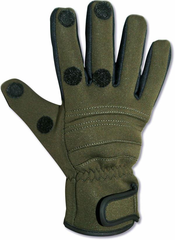 Zebco Neoprene Gloves (beschikbaar in maten L en Xl)