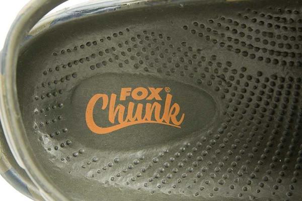 Fox Chunk Camo Clogs