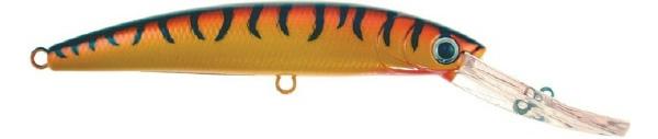 Strike Pro Buster Deep 6+ (keuze uit 7 opties) - C109 (Orange Fire Tiger)