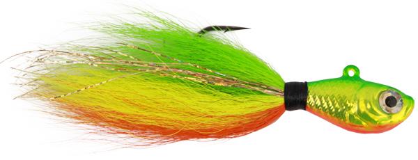 Wahoo Baitfish Bucktail Jig! (Keuze uit 12 opties) - FTH