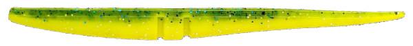 Lunker City Slug-Go 4,5'', 10 stuks! (keuze uit 23 opties) - Mahi Mahi