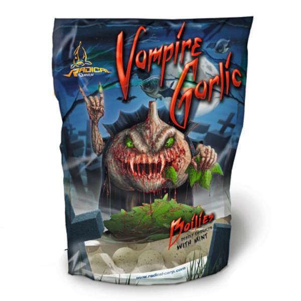1kg Radical Vampire Garlic Boilies (Keuze uit 2 opties)