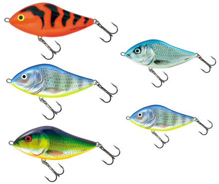 Salmo Slider Set in 7 en 10cm