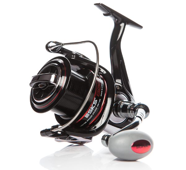 Sonik SKS Black Surf Reel 8000