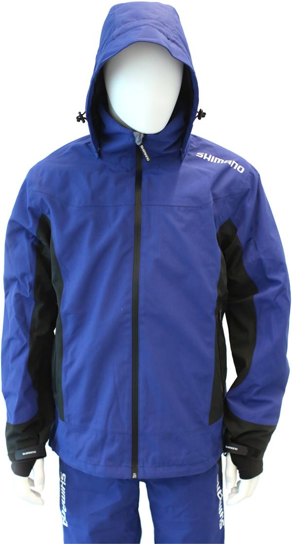 Shimano Jacket 2018 Royal Blue (keuze uit M t/m XXXL)